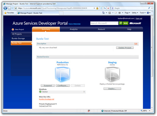 Guest post: Windows Azure – review from a developer