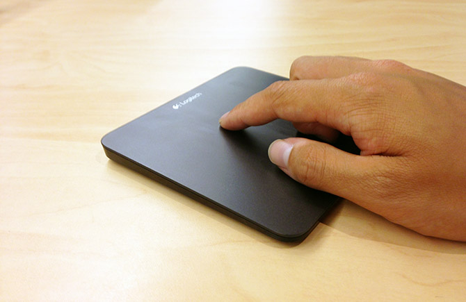 Logitech Wireless Touchpad T650: The closest thing to an Apple Magic