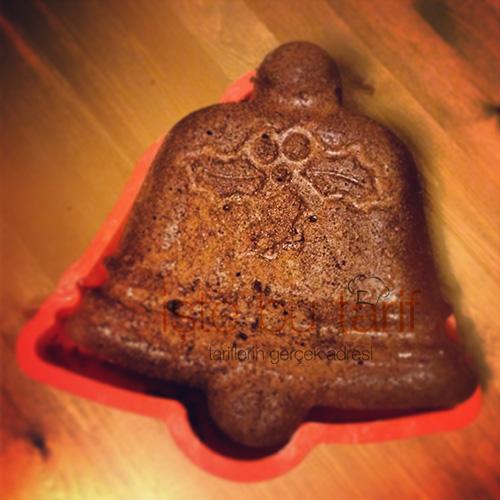 zencefilli yılbaşı keki