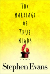 Cover of the novel The Marriage of True Minds