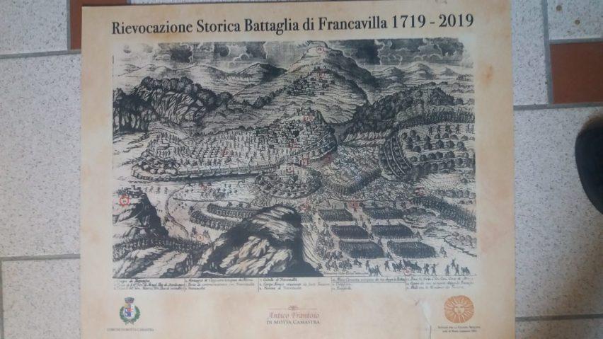 Preziosi ritrovamenti della battaglia di Francavilla