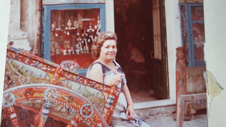 La pittura narrativa ed epico-cavalleresca in Sicilia: Nerina Chiarenza e dintorni   Dialoghi Mediterranei