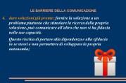 Le 12 possibili barriere della comunicazione secondo Thomas Gordon