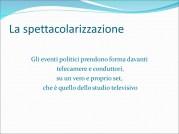 Istituto Fattorello - Spettacolarizzazione e personalizzazione della comunicazione politica 06