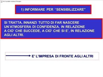 Istituto Fattorello - La Comunicazione strumento dell'impresa