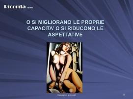 Istituto Fattorello - L'Immagine Personale