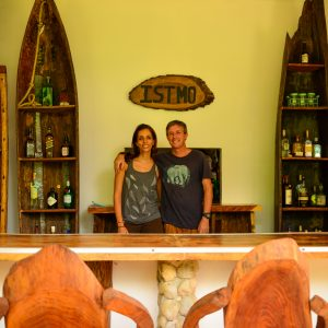 Sean and Ayesha Davis - Istmo Yoga and Adventure Retreat Center Owners