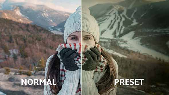 Colors / Fog Presets Pack