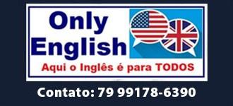 Inglês Only