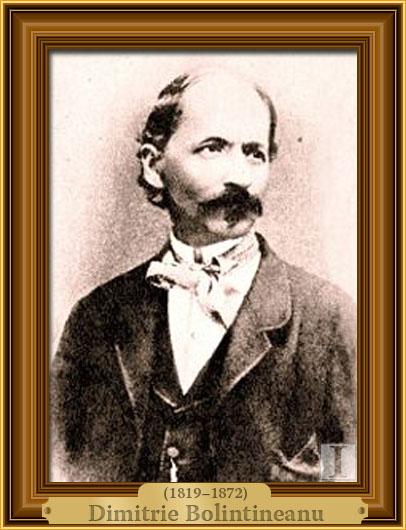 Dimitrie Bolintineanu, biografie