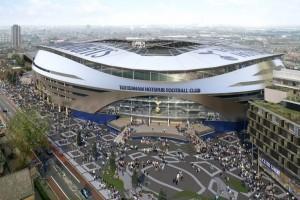 Stadioane Europene III: White Hart Lane
