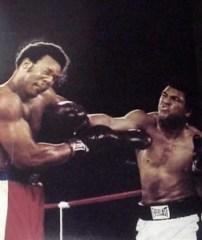 Ali vs Foreman
