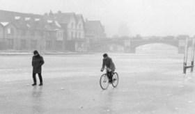 Iarna 1963. Anglia