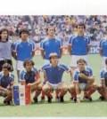 Nationala Frantei, 1986