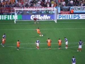 Penalty! Bucurie şi tristeţe printre regulile de la punctul cu var