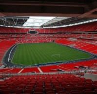 Stadionul Wembley - interior 2007