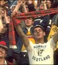 Fani Scotieni la meciul nationalei