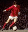 George Best la Manchester United