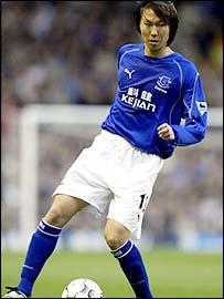 Li Tie, jucatorul chinez adus de Kejian la Everton