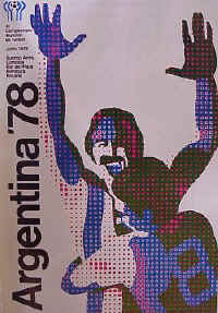 Timbru Argentina 1978