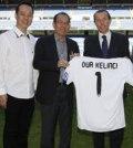 Real Madrid Sponsored by dua kelinci