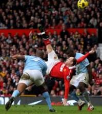 Wayne Rooney gol superb