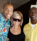 Henry, Jules Dougall si Akon
