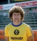 Gunter Mast de la Eintracht Braunschweig