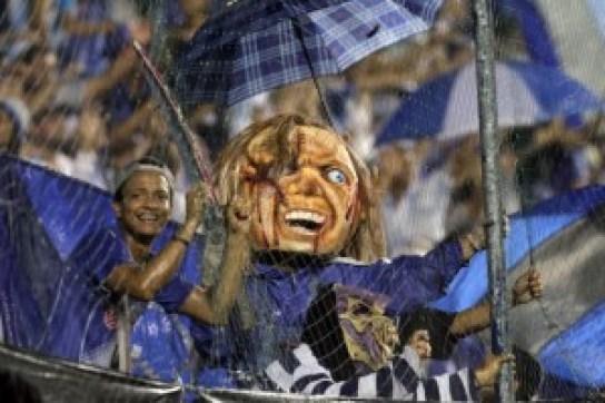 Ecuador Paraguay Soccer Copa Libertadores