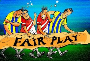 Despre fair play şi rostul lui în fotbal