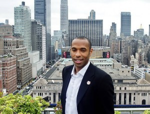 Thierry Henry Soccer