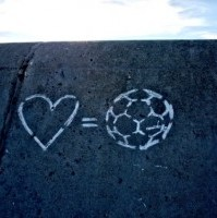 love-equals-football