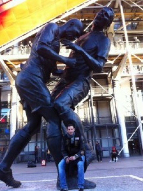 Statuie Zidane