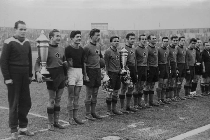 Istoria fotbalului românesc (VI): Cum a apărut Steaua Bucureşti