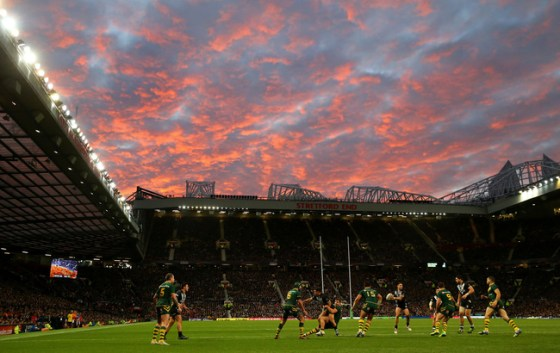 New Zealand v Australia – Rugby League World Cup Final