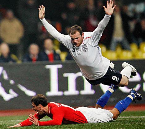 Soccer-Dive