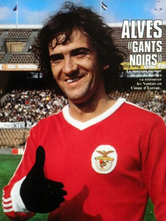 JOAO ALVES - BENFICA 1978