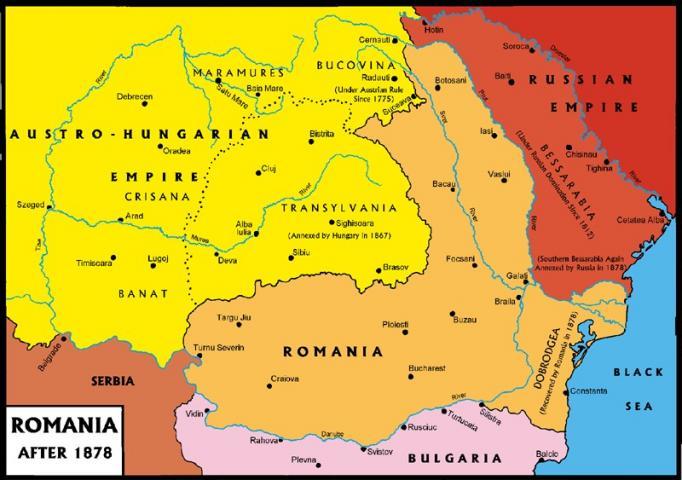 Romania 1878 | Istorie pe scurt