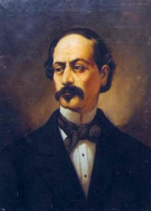 Dimitrie Bolintineanu portret