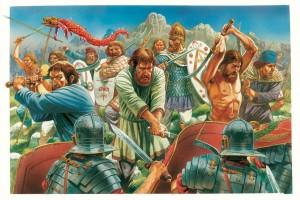 daci romani