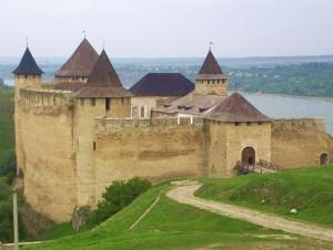 Cetatea Hotin