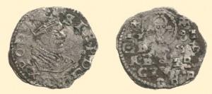 Monedă cu chipul lui Ștefan Răzvan