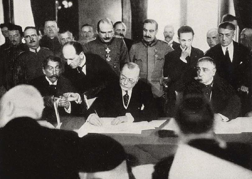 tratatul de la buftea bucuresti