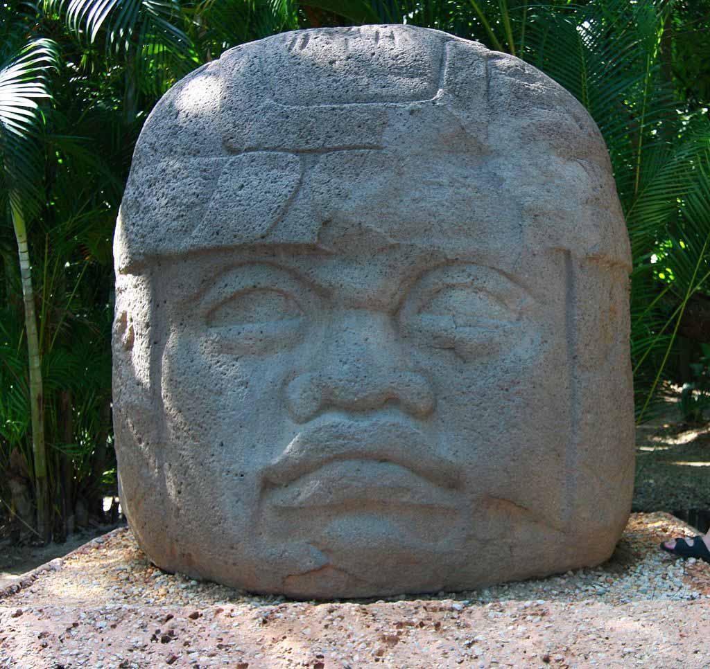 Situl olmec de la La Venta, Mexic