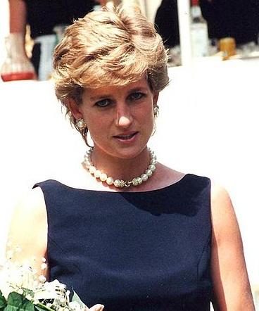 Ultimele cuvinte ale prințesei de Wales, Diana