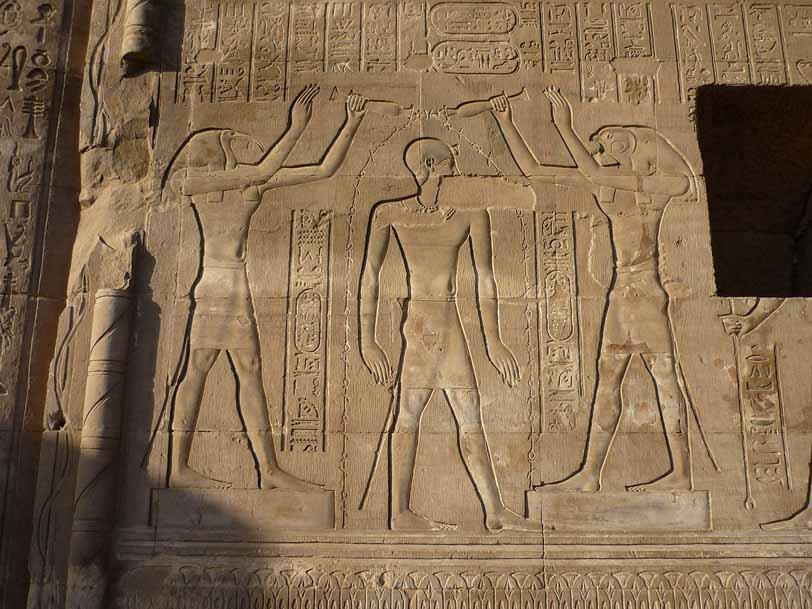 Ânkh sau Suflul vieții la vechii egipteni
