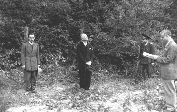 Cum a fost ucis mareşalul  Ion Antonescu!
