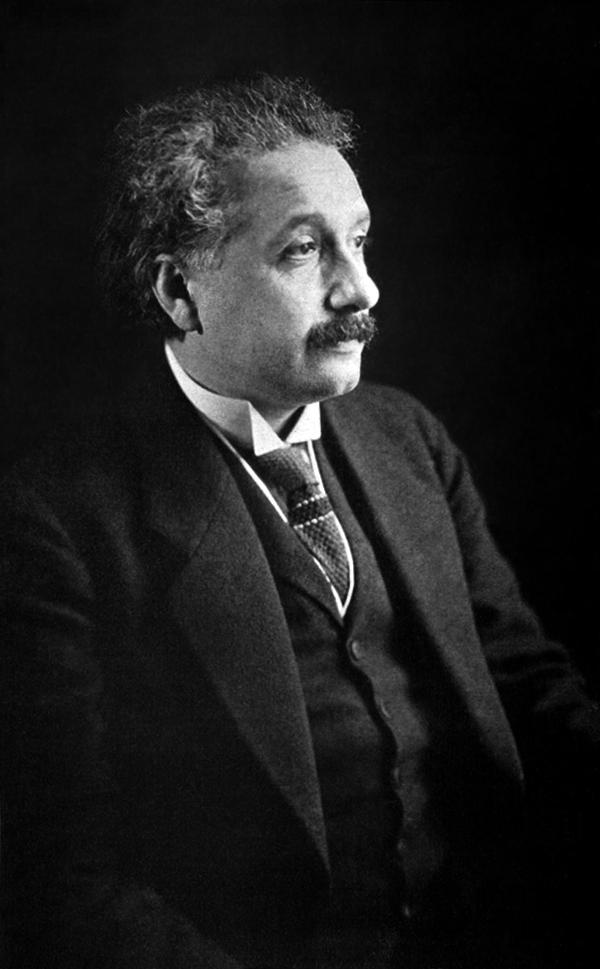 Albert Einstein despre lucrurile irealizabile