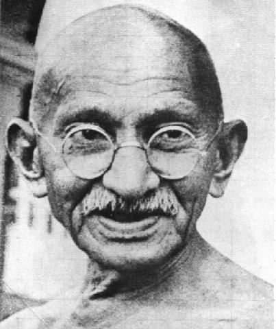 Mahtama Ghandi despre om