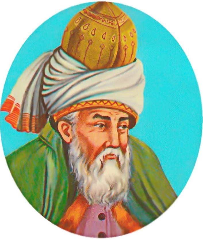 Jalal ad-Din Muhammad Rumi despre aripi